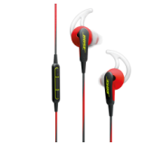 SoundSport in-ear red