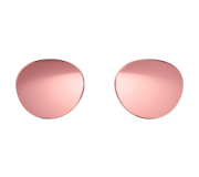 Frames Rondo Lenses Rose Gold Porarised