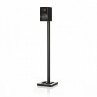 Radius Series stand black gloss